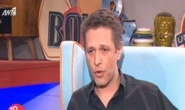 Αιμίλιος Χειλάκης: Αποκάλυψε πρώτη φορά τι έκανε ο Άλκης Κούρκουλος τη μέρα του γάμου του