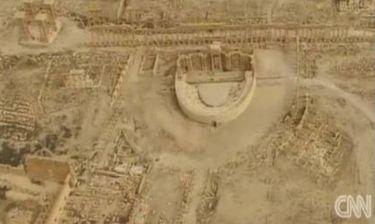 Η Παλμύρα από ψηλά: Τι απέμεινε από τη θαυμαστή αρχαία πολιτεία;