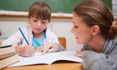 O ρόλος του σχολείου στα παιδιά με μαθησιακές δυσκολίες