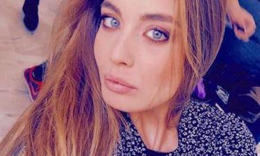Η Αντωνία Καλλιμούκου «ανέβασε» τη θερμοκρασία στο instagram με το σέξι φόρεμά της