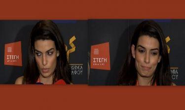 Η Σωτηροπούλου εκνευρίστηκε – Οι απίστευτες γκριμάτσες όταν την ρώτησαν γιατί δεν κάνει θέατρο