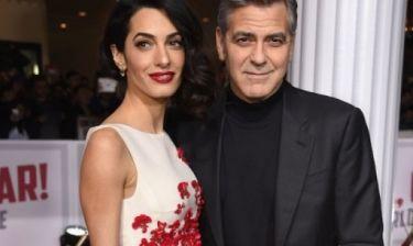 Άγριο κράξιμο στο ζεύγος Clooney: Η κίνηση που ξεσήκωσε αντιδράσεις