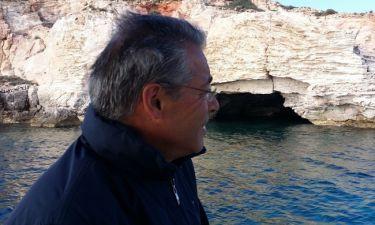«60' Ελλάδα»: Απόψε το ταξίδι του Μάνεση στην Κίμωλο