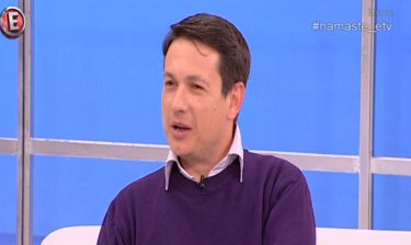 Σταύρος Νικολαΐδης: «Είναι η ώρα μου να γίνω πατέρας. Αυτό είναι κάτι που μας λείπει»