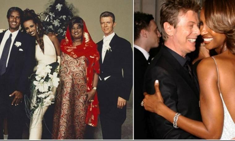 Στο πένθος ξανά η Iman Bowie. Έχασε την μητέρα της