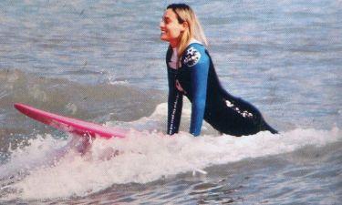 Ελεονώρα Μελέτη: «Δαμάζοντας» τα κύματα