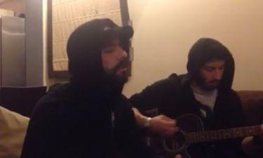 Ο Γιώργος Χρήστου τραγουδάει Παντελίδη: «Έτσι επειδή γουστάρουμε Παντέλο»