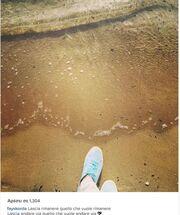 Φαίη Σκορδά: Πού περνάει το απόγευμά της; (φωτο)