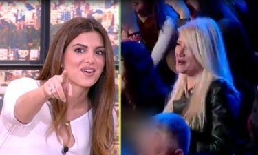 Η Φαίη Σκορδά στο Your Face Sounds Familiar της Βουλγαρίας
