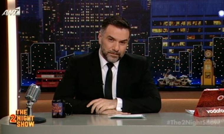 Άγριο χώσιμο στην εκπομπή του Γρηγόρη: «Εκπομπή-όνειδος, το «The 2night show»