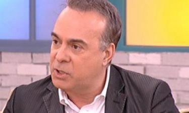 Φώτης Σεργουλόπουλος: Αρνήθηκε να απαντήσει σε ερώτηση της Ντορέττας