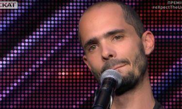 Αδελφός πρώην παίχτη του The Voice στο X-factor!