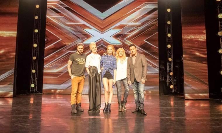 X-Factor:  Δε θα πιστεύετε τι νούμερα τηλεθέασης έκανε η πρώτη audition