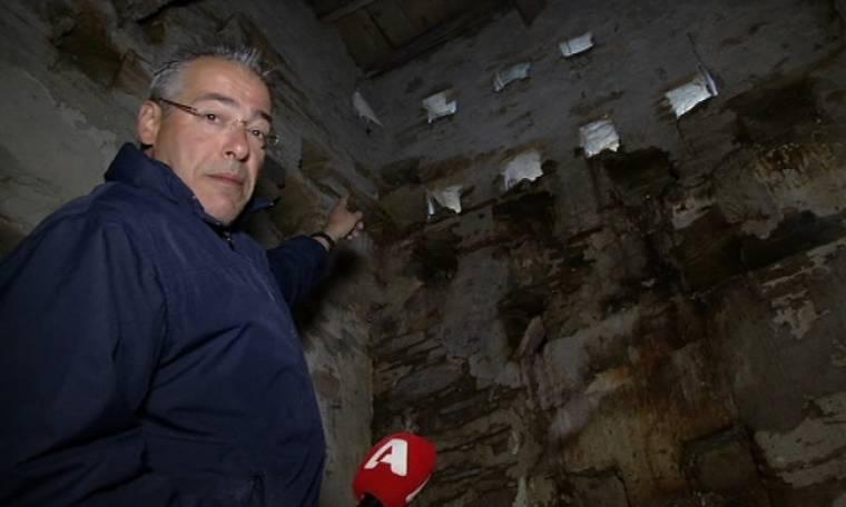«60' Ελλάδα»: Ο Νίκος Μάνεσης στην Τήνο