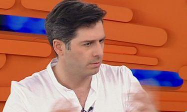 Αλέξανδρος Μπουρδούμης: «Είμαι χύμα άντρας αλλά κάνω… μανικιούρ και πεντικιούρ»