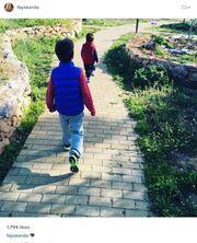 Σκορδά: Δημοσίευσε στο Instagram φωτογραφία με τους γιους της
