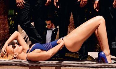 Η Εrin Heatherton είναι πολύ χοντρή για τη Victoria's Secret