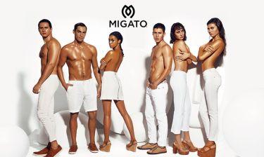 Γνωρίστε τους πρωταγωνιστές της καμπάνιας  MIGATO SS16 #generationFOS
