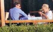 Τάτμα-Κασιδόκωστας: Καφεδάκι στην Βουλιαγμένη