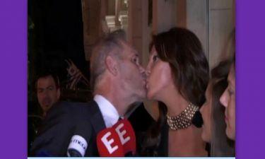 Μπάρμπα-Κωστόπουλος: Αυτό το φιλί στο στόμα θα συζητηθεί!