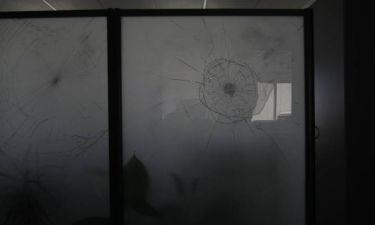 Επίθεση στα γραφεία εφημερίδας από την ομάδα Ρουβίκωνας