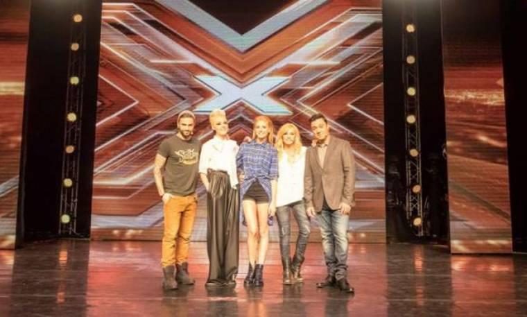X-Factor: Πώς πήγε σε νούμερα τηλεθέασης χθες το βράδυ;