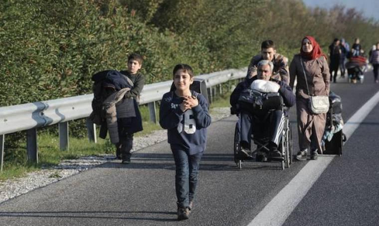 Οι Σκοπιανοί άνοιξαν τα σύνορα για να… επιστρέψουν πρόσφυγες