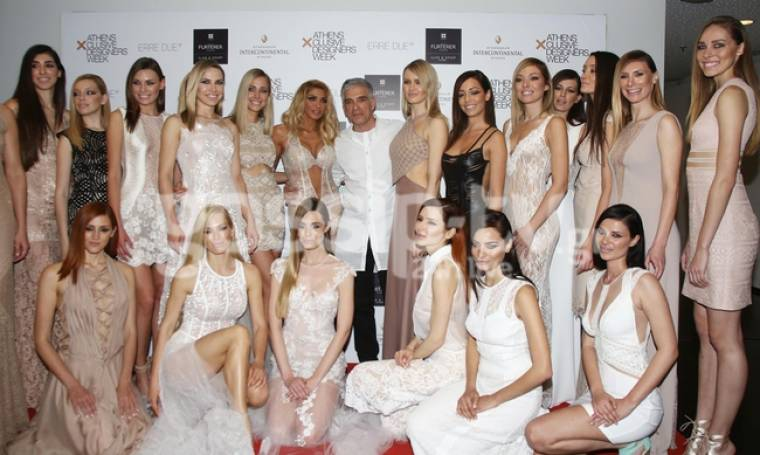 Η επίδειξη μόδας του  «Kathy Heyndels» στην «19η Athens Xclusive Designers Week»