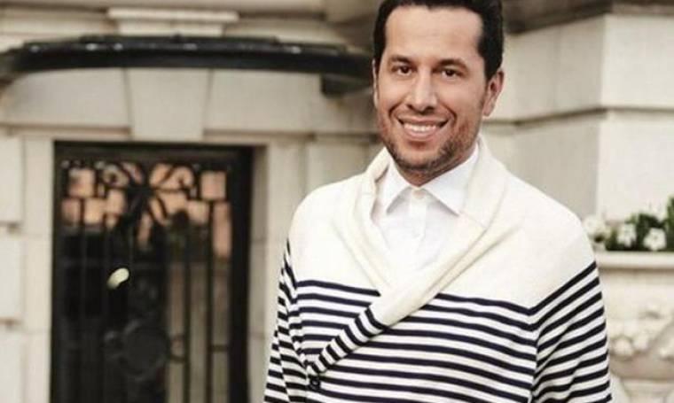 Στο νοσοκομείο ο Χάρης Σιανίδης -  Τι συνέβη;