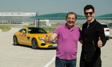 Ο Σάκης Ρουβάς στο νέο επεισόδιο του Traction!