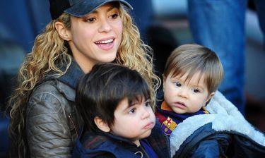 Ο γιος της Shakira, Sasha έχει το δικό του κοινό στα social media!