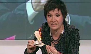Ισπανία: Έκαψαν το Σύνταγμα σε ζωντανή τηλεοπτική μετάδοση