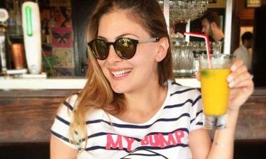 Δέσποινα Καμπούρη: Πιο ευτυχισμένη από ποτέ στον 7ο μήνα της δεύτερης εγκυμοσύνης της!