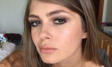 H Αμαλία Κωστοπούλου υποδέχτηκε το ΣΚ με τον πιο λαμπερό τρόπο
