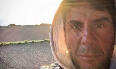 Γιώργος Μαζωνάκης: «Επιστροφή με ταπείνωση από Άγιον Όρος...»