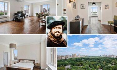 Πωλείται το διαμέρισμα του Παβαρότι στην Νέα Υόρκη