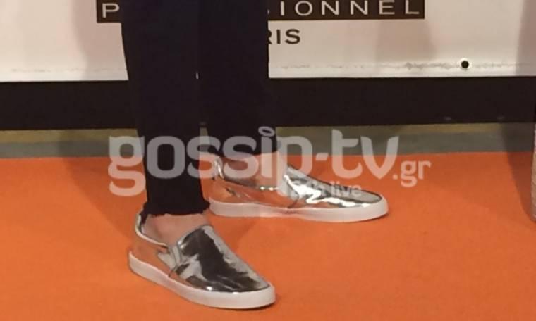 Madwalk 2016: Ποιος πήγε Madwalk με αυτά τα παπούτσια;