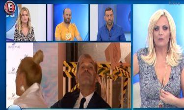 Madwalk 2016: Ο απίστευτος εκνευρισμός του Πέτρου Κωστόπουλου όταν είδε την κάμερα