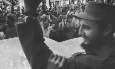 Ο Φιντέλ αποχαιρέτησε τον κουβανικό λαό