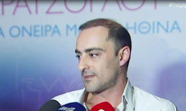 Θανάσης Αλευράς για YFSF3: «Εμένα ο φόβος μου όταν είχα ακούσει αυτή την επιτροπή…»