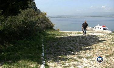 «60' Ελλάδα»: Ο Νίκος Μάνεσης στη Μεθώνη και την Κορώνη