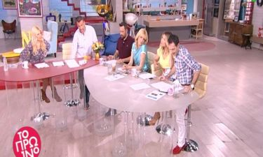 Η είδηση της ημέρας από το Πρωινό: Ζευγάρι της ελληνικής showbiz δεν χωρίζει!