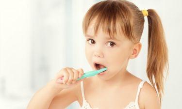 Σωστό βούρτσισμα δοντιών σε 6 βήματα (γράφημα)