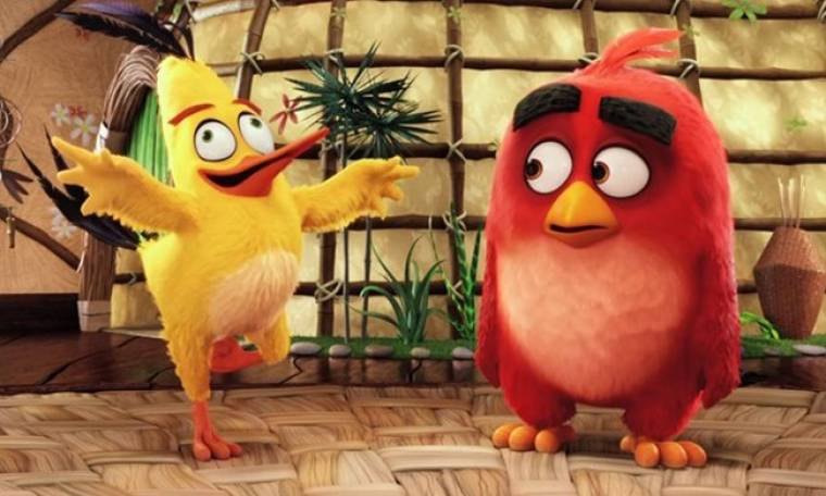 Συνατσάκη – Πυρπασόπουλος – Ζουγανέλης: Δάνεισαν τις φωνές τους στα… Angry birds