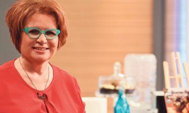 Η Ρένα Τόγια μαγειρεύει κριθαράτο με σουπιές και καλαμάρια