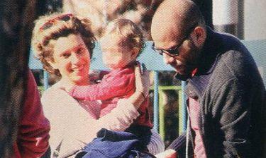 Σύλβια Δεληκούρα: Στις 5 Ιουνίου η βάπτιση του γιου της