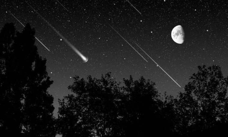 Δείτε το μοναδικό φαινόμενο που θα συμβεί απόψε το βράδυ στον ουρανό!