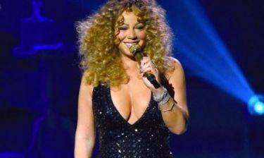 Δεν άφησε τίποτα στη φαντασία μας: Δες το σέξι ατύχημα της Mariah Carey