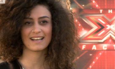 X-Factor: Η Αναστασία Δοβλέτογλου τραγούδησε Αρίθα Φράνκλιν