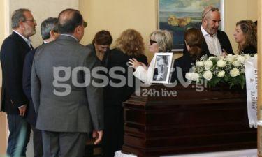 To τελευταίο αντίο στον Γιάννη Βόγλη (φωτό)